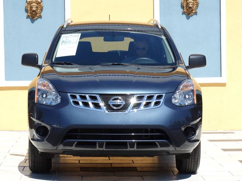 2014 Nissan Rogue Select AWD S 4dr Crossover - Lexington KY