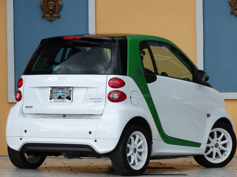 2014 Smart fortwo passion electric drive 2dr Hatchback - Lexington KY