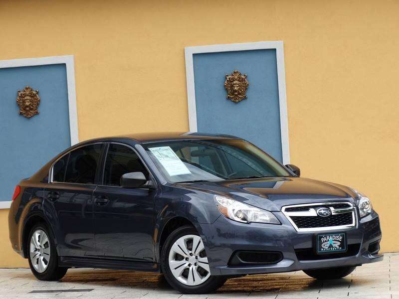 2014 Subaru Legacy AWD 2.5i 4dr Sedan 6M - Lexington KY
