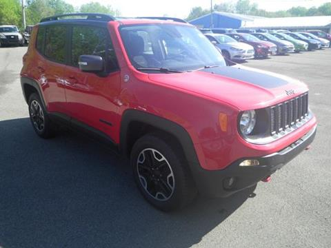 2017 Jeep Renegade for sale in Corry, PA