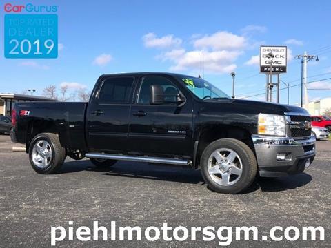 2014 Chevrolet Silverado 2500HD for sale in Princeton, IL