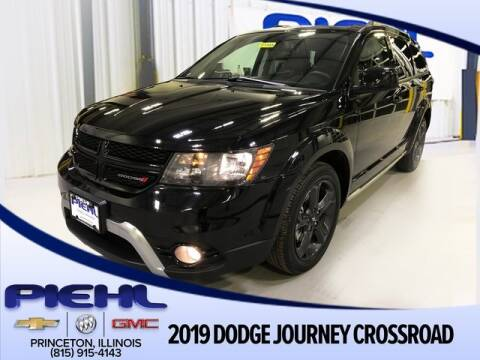 2019 Dodge Journey Crossroad for sale at Piehl Motors - PIEHL Chevrolet Buick Cadillac in Princeton IL