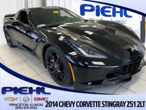 2014 Chevrolet Corvette Stingray Z51 for sale at Piehl Motors - PIEHL Chevrolet Buick Cadillac in Princeton IL