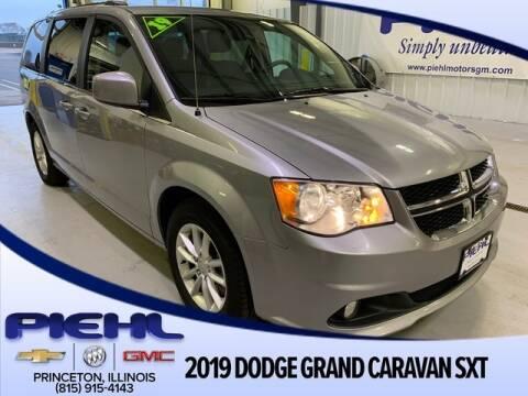 2019 Dodge Grand Caravan SXT for sale at Piehl Motors - PIEHL Chevrolet Buick Cadillac in Princeton IL