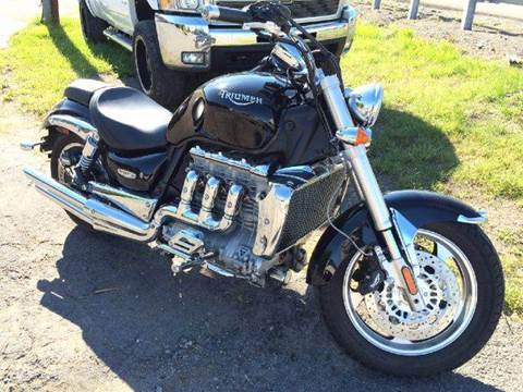 2005 Triumph Rocket III for sale in Pittston Twp., PA