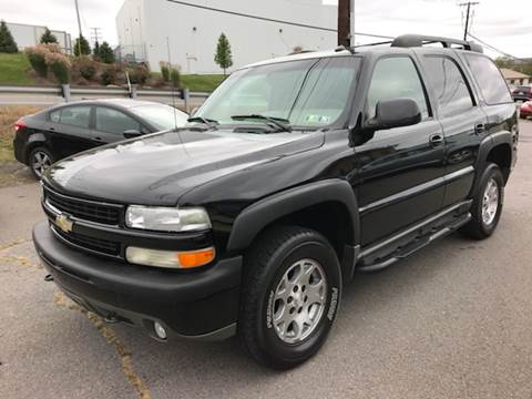 2005 Chevrolet Tahoe for sale in Pittston Twp., PA