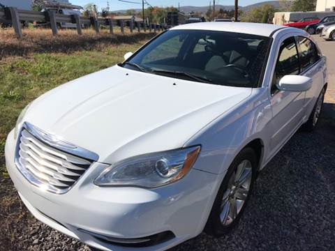 2013 Chrysler 200 for sale in Pittston Twp., PA
