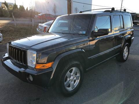 2006 Jeep Commander for sale in Pittston Twp., PA