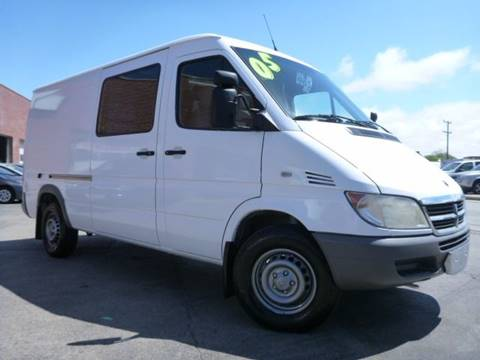 2005 Dodge Sprinter Cargo for sale in Summit, IL