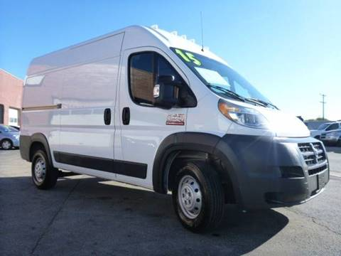 2015 RAM ProMaster Cargo for sale in Summit, IL