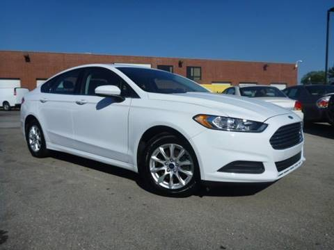 2017 Ford Fusion for sale in Summit, IL