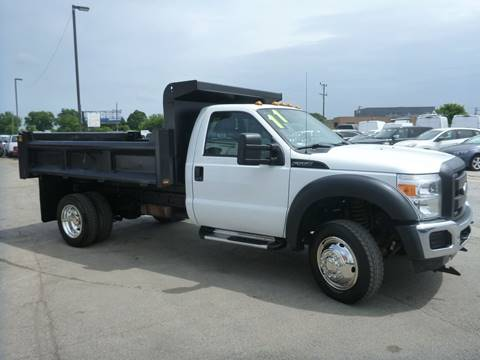 2011 Ford F-550 for sale in Summit, IL