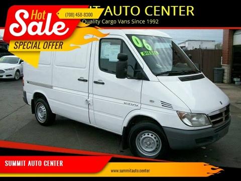 8e0365a006 Used 2006 Dodge Sprinter Cargo For Sale - Carsforsale.com®