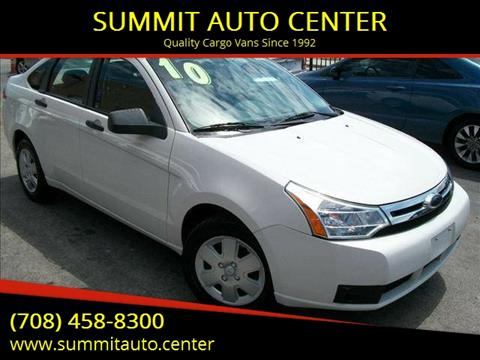 2010 Ford Focus for sale in Summit, IL