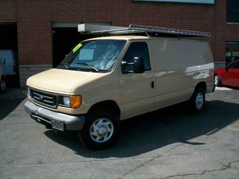 2007 Ford E-Series Cargo for sale in Summit, IL