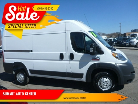 2018 RAM ProMaster Cargo for sale in Summit, IL