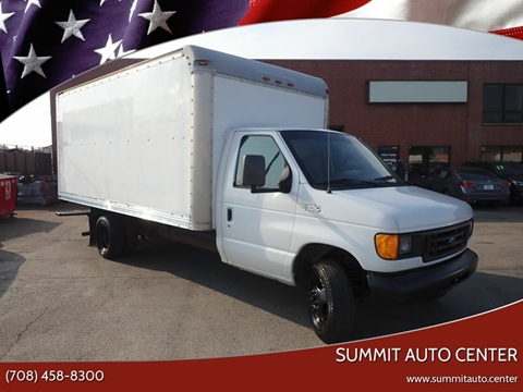 2005 Ford E-Series Chassis for sale in Summit, IL