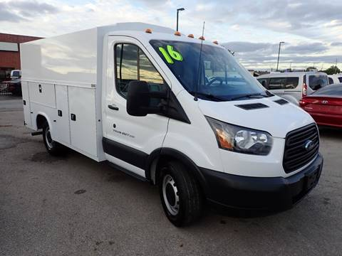 2016 Ford Transit Cutaway for sale in Summit, IL