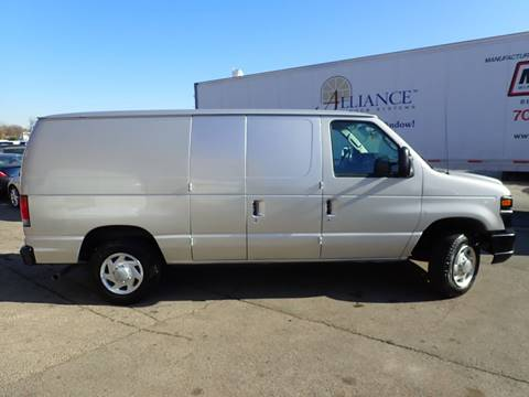 2010 Ford E-Series Cargo for sale in Summit, IL