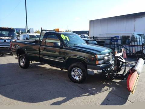 2007 Chevrolet Silverado 2500HD Classic for sale in Summit, IL