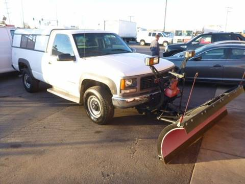 2000 GMC C/K 2500 Series for sale in Summit, IL