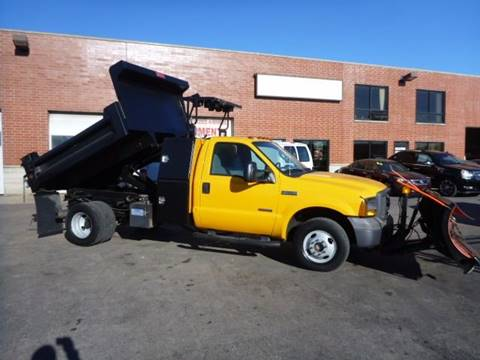 2005 Ford F-350 Super Duty for sale in Summit, IL