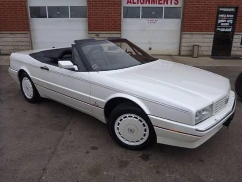1992 Cadillac Allante for sale in Summit, IL