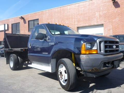 2001 Ford F-450 Super Duty for sale in Summit, IL