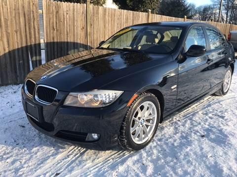 2010 BMW 3 Series for sale at ALL Motor Cars LTD in Tillson NY