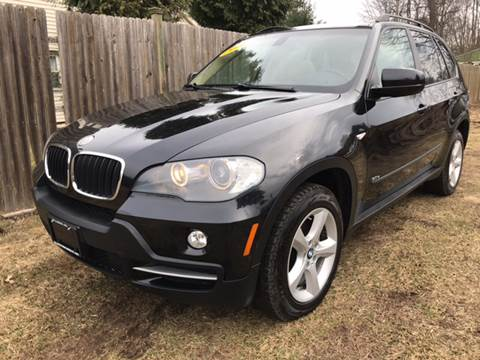 2008 BMW X5 for sale at ALL Motor Cars LTD in Tillson NY