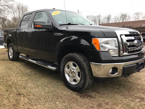 2009 Ford F-150 for sale at ALL Motor Cars LTD in Tillson NY