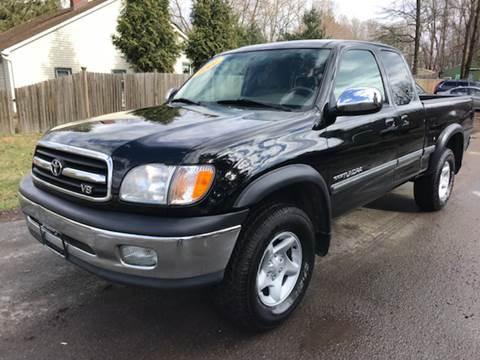 2002 Toyota Tundra for sale at ALL Motor Cars LTD in Tillson NY