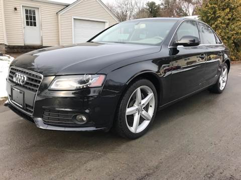 2011 Audi A4 for sale at ALL Motor Cars LTD in Tillson NY