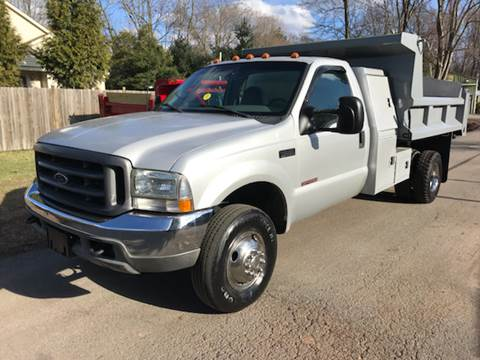 2003 Ford F-350 Super Duty for sale at ALL Motor Cars LTD in Tillson NY