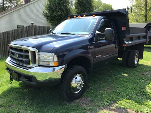 2004 Ford F-350 Super Duty for sale at ALL Motor Cars LTD in Tillson NY