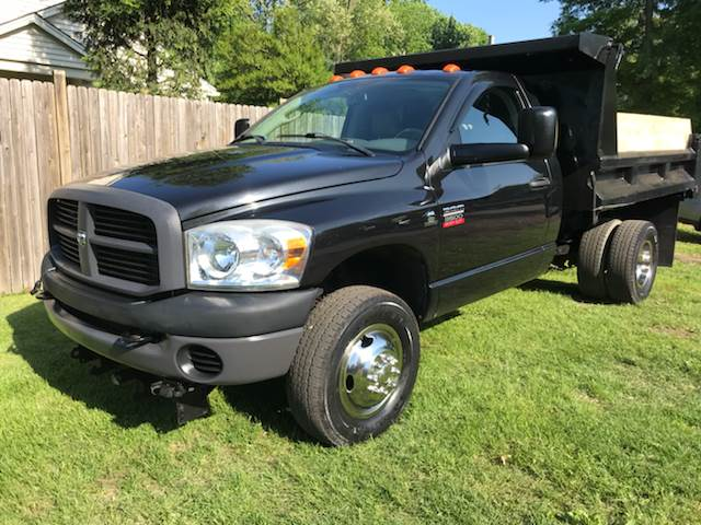 2008 Dodge Ram Chassis 3500 for sale at ALL Motor Cars LTD in Tillson NY