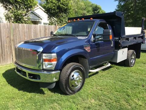 2010 Ford F-350 Super Duty for sale at ALL Motor Cars LTD in Tillson NY
