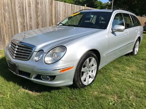 2007 Mercedes-Benz E-Class for sale at ALL Motor Cars LTD in Tillson NY
