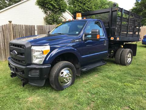2012 Ford F-350 Super Duty for sale at ALL Motor Cars LTD in Tillson NY