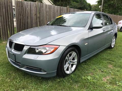 2008 BMW 3 Series for sale at ALL Motor Cars LTD in Tillson NY