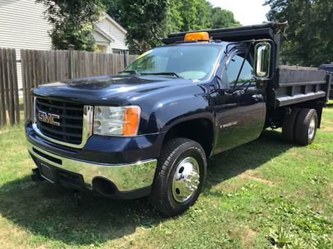 2008 GMC Sierra 3500HD for sale at ALL Motor Cars LTD in Tillson NY
