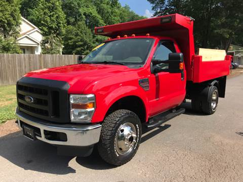 2008 Ford F-350 Super Duty for sale at ALL Motor Cars LTD in Tillson NY