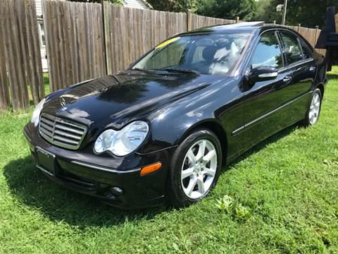 2007 Mercedes-Benz C-Class for sale at ALL Motor Cars LTD in Tillson NY