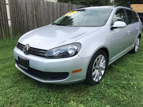 2014 Volkswagen Jetta for sale at ALL Motor Cars LTD in Tillson NY