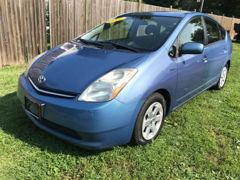 2006 Toyota Prius for sale at ALL Motor Cars LTD in Tillson NY