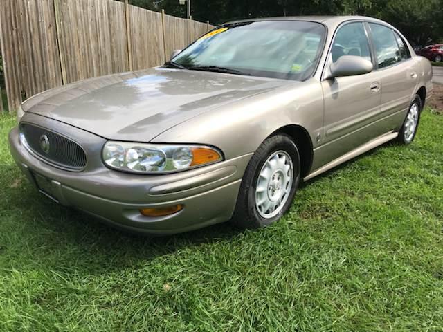 2000 Buick LeSabre for sale at ALL Motor Cars LTD in Tillson NY
