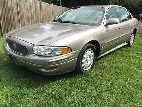 2000 Buick LeSabre for sale at ALL Motor Cars LTD in Tillson NY