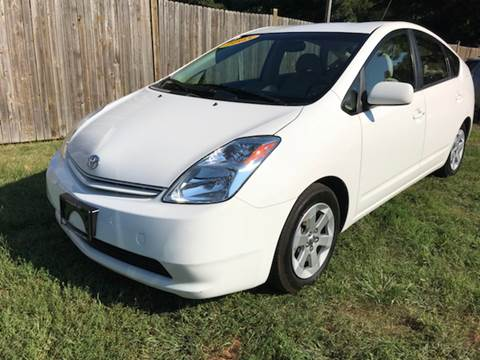 2005 Toyota Prius for sale at ALL Motor Cars LTD in Tillson NY