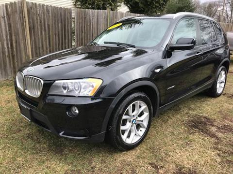 2011 BMW X3 for sale at ALL Motor Cars LTD in Tillson NY
