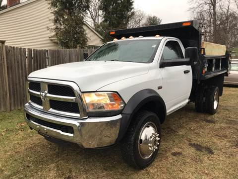 2015 Dodge Ram for sale at ALL Motor Cars LTD in Tillson NY
